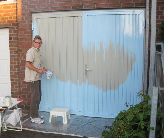 garagentor bemalen_1