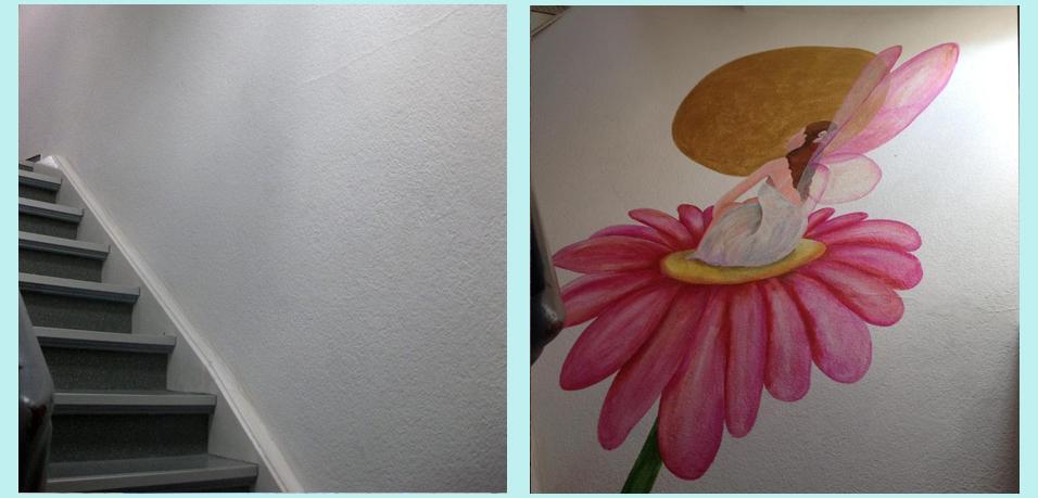 wandmalerei maren schmidt. Black Bedroom Furniture Sets. Home Design Ideas