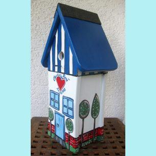 Vogelhaus Friesenhaus Hochzeitsgeschenk