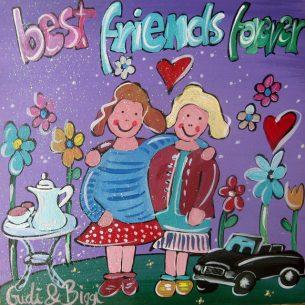 Geschenk für Freunde