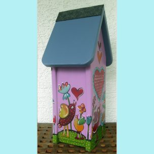 Vogelhochzeit - Vogelhaus