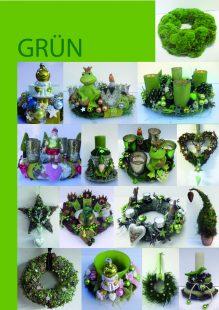 Advent in Grün