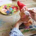 Kindermalkurs in Nievenheim bei Maren Schmidt