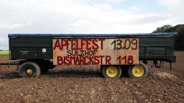 Apfelfest auf dem Sülzhof