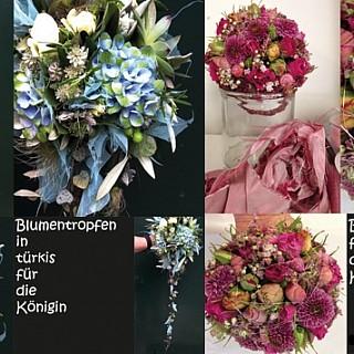 Floristik im Atelier