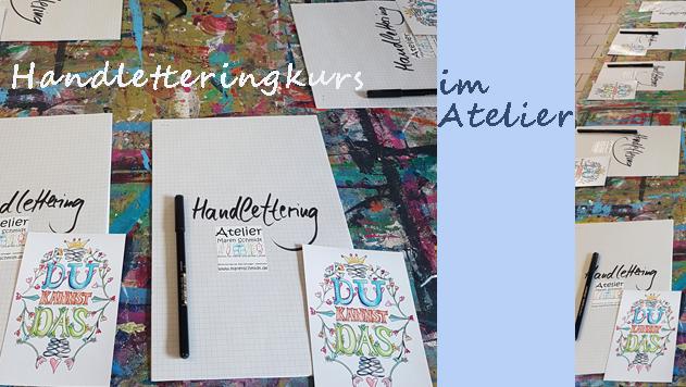 Handlettering / Brushlettering